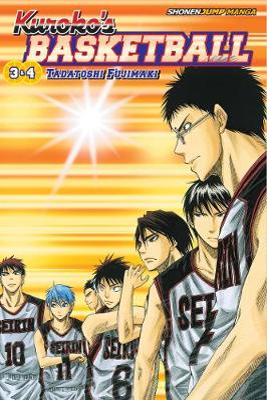 Kuroko's Basketball (2-in-1 Edition), Vol. 2 by Tadatoshi Fujimaki