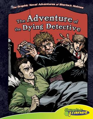 The Adventures of the Dying Detective by Vincent Goodwin