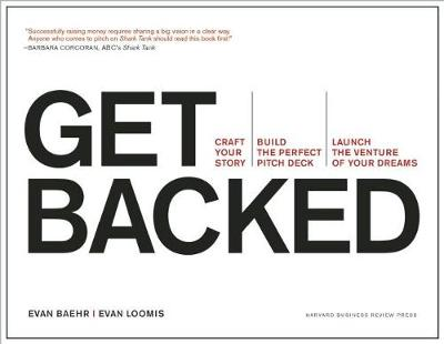 Get Backed by Evan Baehr