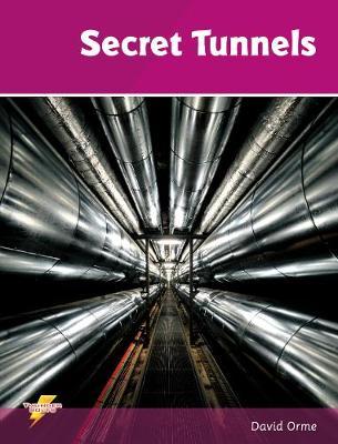 Secret Tunnels book