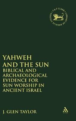 Yahweh and the Sun book