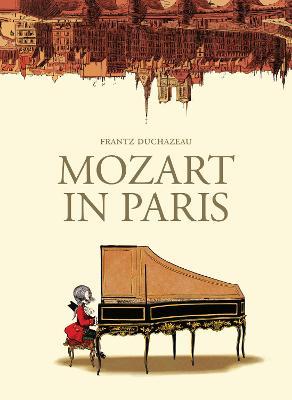 Mozart in Paris book
