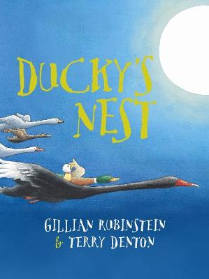 Ducky's Nest by Gillian Rubinstein
