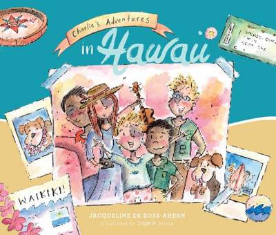 Charlie's Adventures in Hawaii book