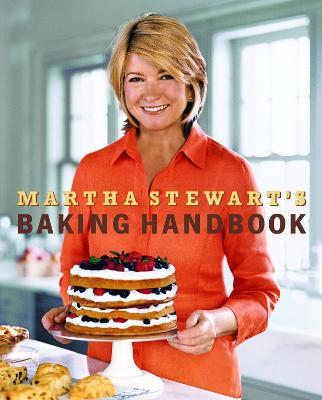 Martha Stewart's Baking Handbook book