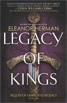Legacy of Kings by Eleanor Herman