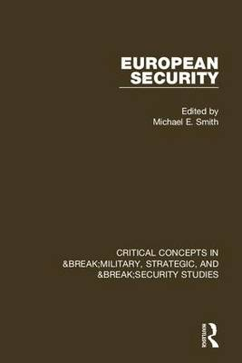 European Security by Michael E. Smith