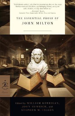 Essential Prose Of John Milton book