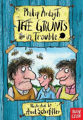 Grunts in Trouble book
