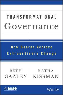 Transformational Governance by Beth Gazley