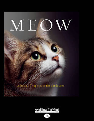 Meow by Anouska Jones