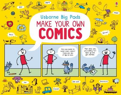 Make Your Own Comics by Louie Stowell