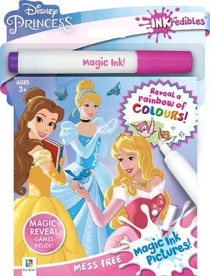 Inkredibles Magic Ink: Princess (reformat) book
