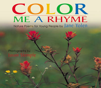 Color Me A Rhyme book