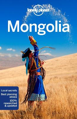 Lonely Planet Mongolia book