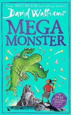 Megamonster book