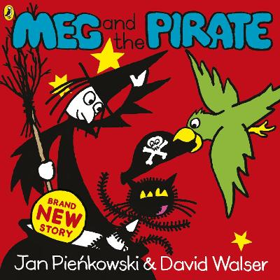 Meg and the Pirate by David Walser