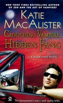 Crouching Vampire, Hidden Fang book