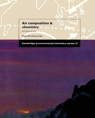 Air Composition and Chemistry book