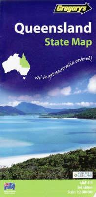 Gregory's Queensland 419 by UBD Gregorys