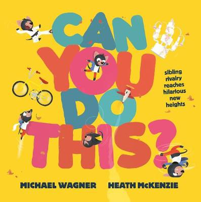 Can You Do This? book