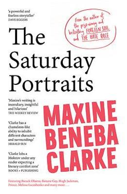 The Saturday Portraits book