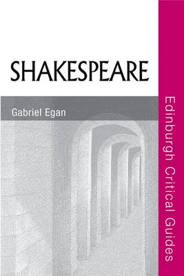 Shakespeare by Gabriel Egan