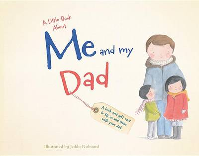 Little Book about Me and My Dad book