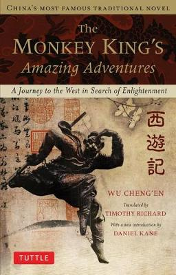 The Monkey King's Amazing Adventures by Cheng'en Wu