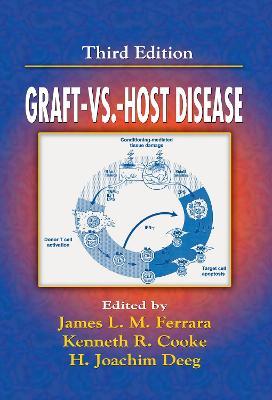 Graft vs. Host Disease by Kenneth R Cooke