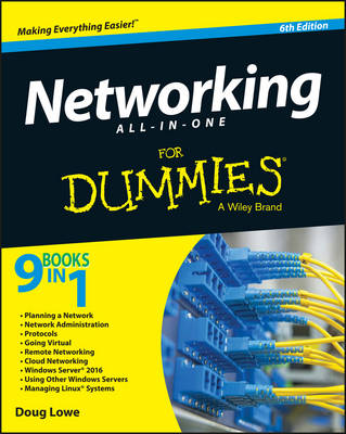 Networking All-In-One for Dummies, 6th Edition by Doug Lowe