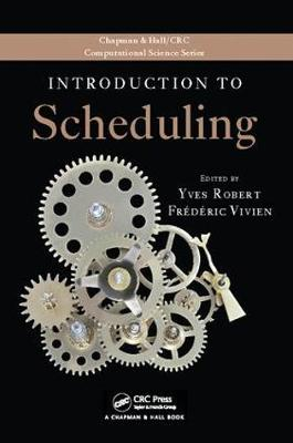 Introduction to Scheduling book