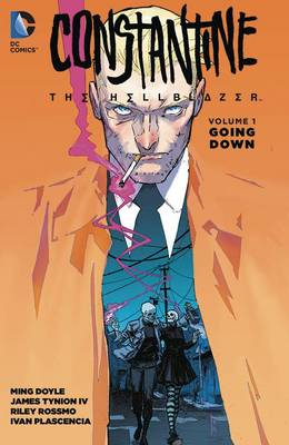 Constantine: The Hellblazer Vol. 1 by Ming Doyle
