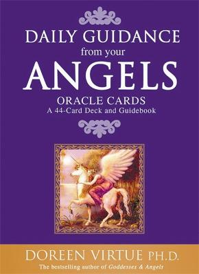 Daily Guidance From Your Angels Oracle Cards: 365 Angelic Messages... by Doreen Virtue