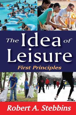 Idea of Leisure book