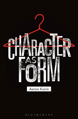 Character as Form book
