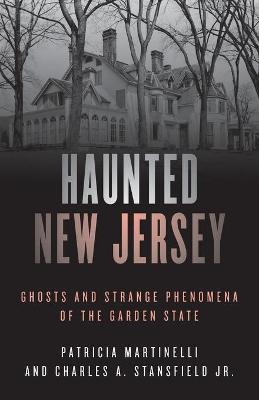 Haunted New Jersey: Ghosts and Strange Phenomena of the Garden State by Patricia A. Martinelli