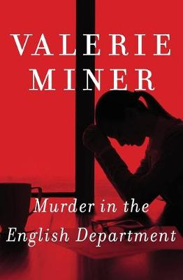 Murder in the English Department by Valerie Miner