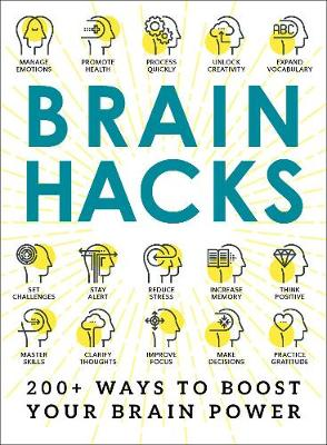 Brain Hacks by Adams Media