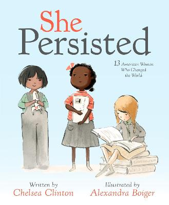 She Persisted book