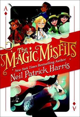 Magic Misfits book