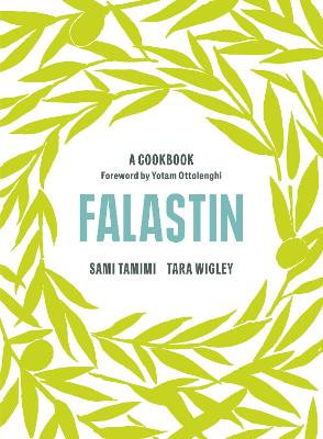 Falastin: A Cookbook book
