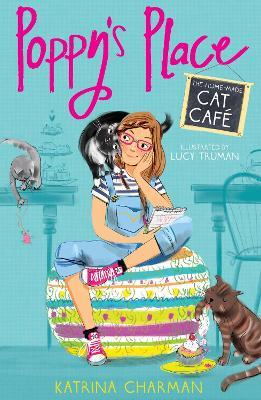 Home-made Cat Cafe book