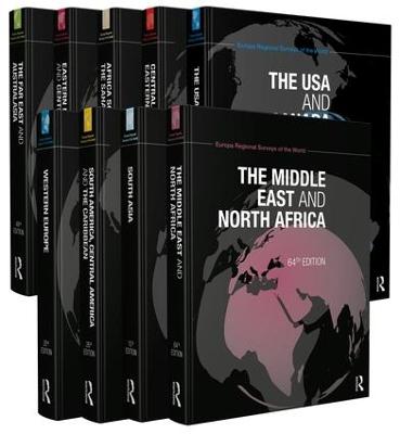Europa Regional Surveys of the World 2013 by Europa Publications