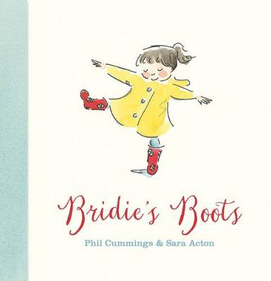 Bridie's Boots book