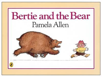 Bertie & The Bear book