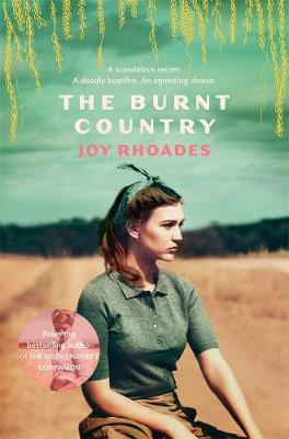 The Burnt Country by Joy Rhoades