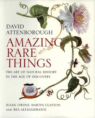 Amazing Rare Things book