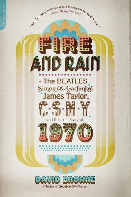 Fire and Rain book