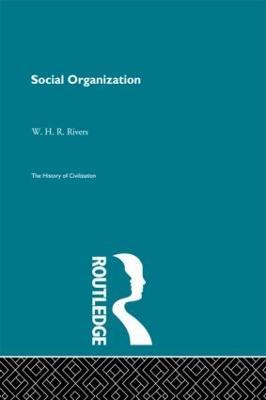 Social Organization by W.J. Perry